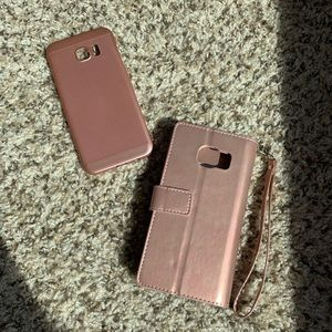 NWOT Samsung Case Bundle 💕